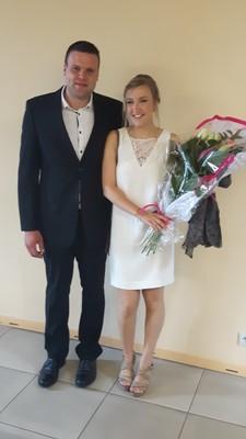 Maxime Houba et Katlyn Walhin - 01/07/2017