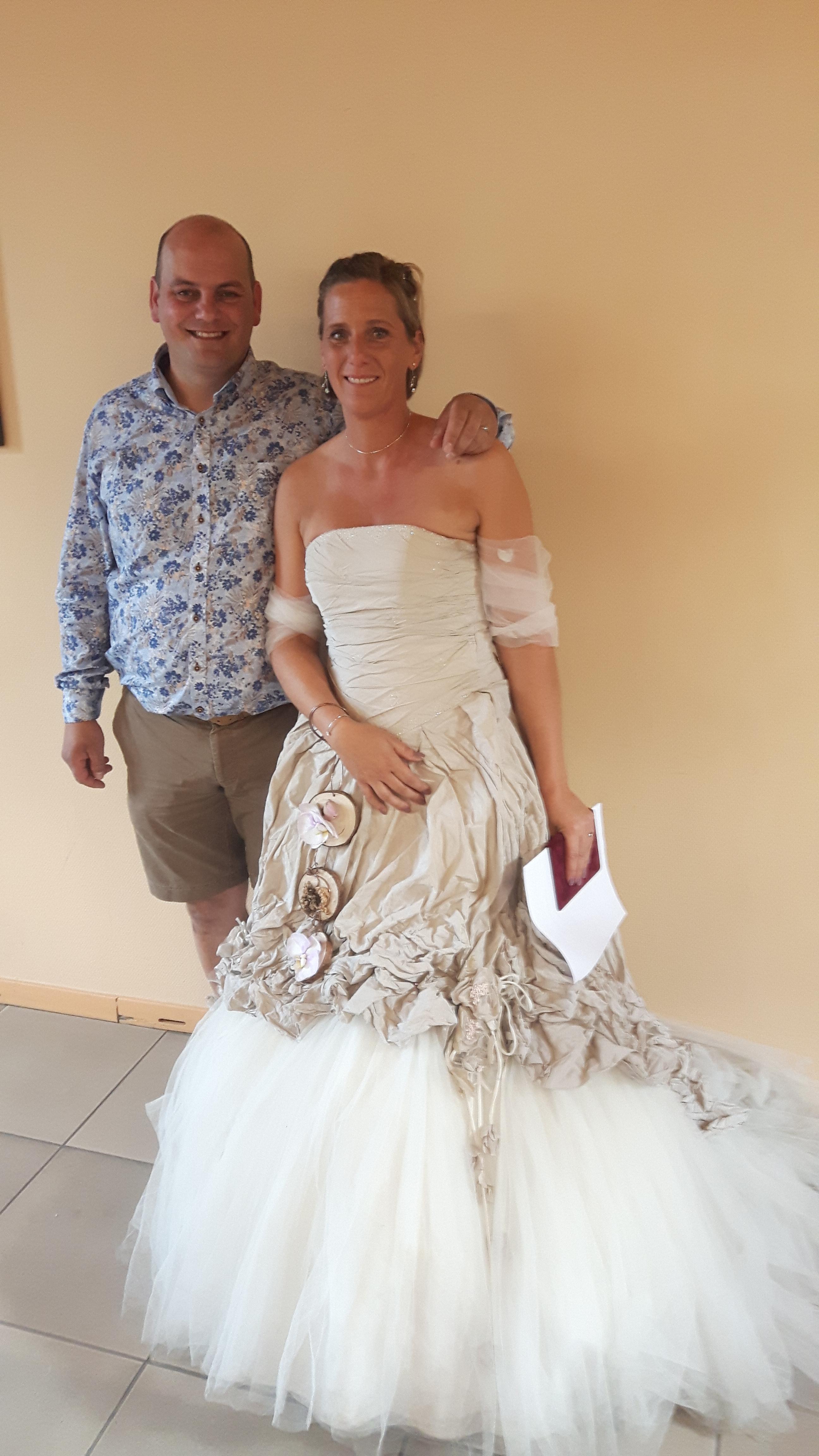 Laurent Montfort et Caroline Coibion - 19/08/2017