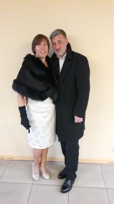 Walter Gebruers et Carla Dubuquoit - 30/11/2017