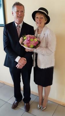 André Hocquet et Michèle Josse - 13/05/2017