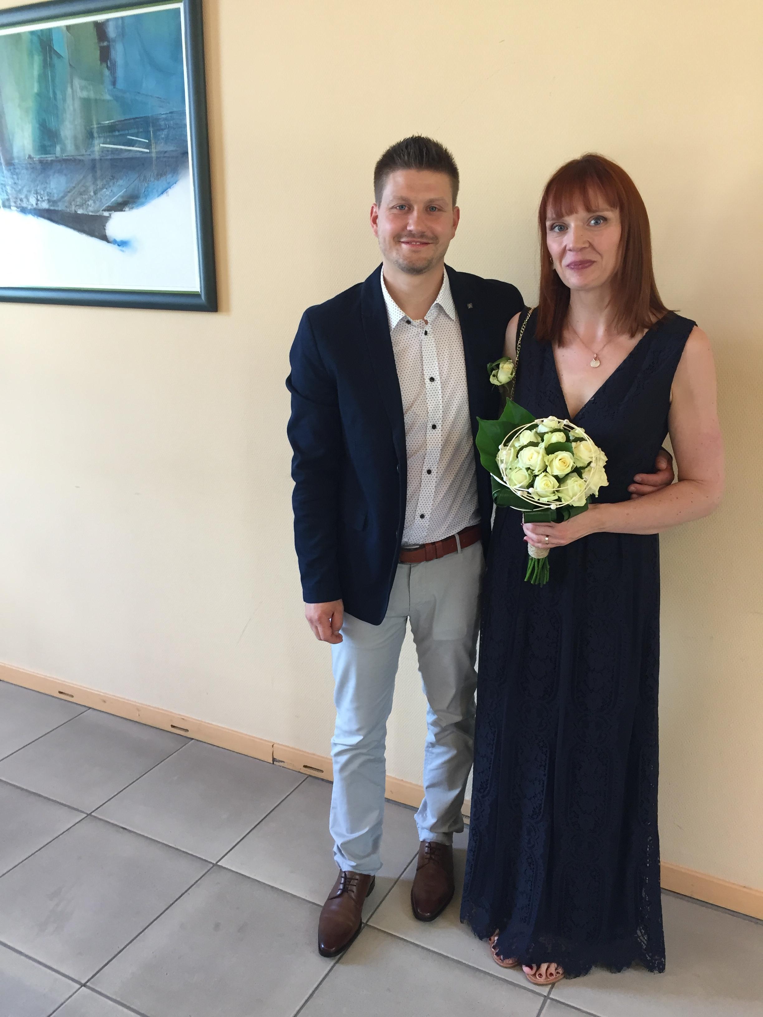 Ludovic Henroteaux et Caroline Gengoux - 08/07/2017