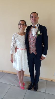Thomas Delforge et Inès Jadot - 19/05/2018