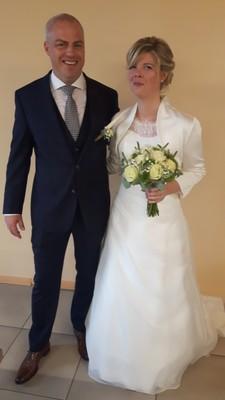 Eric Hanon et Virginie Macoir – mariage le 10/11/18