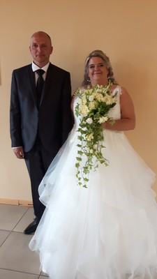 Pascal Dendas et Anita Laroche le 18/05/2019