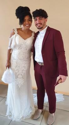 Gionathan Loverde et Magdelaine Gonzalez - 3 octobre 2020