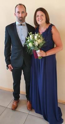 Charles Defoy et Sophie Cluentius - 19 juin 2021
