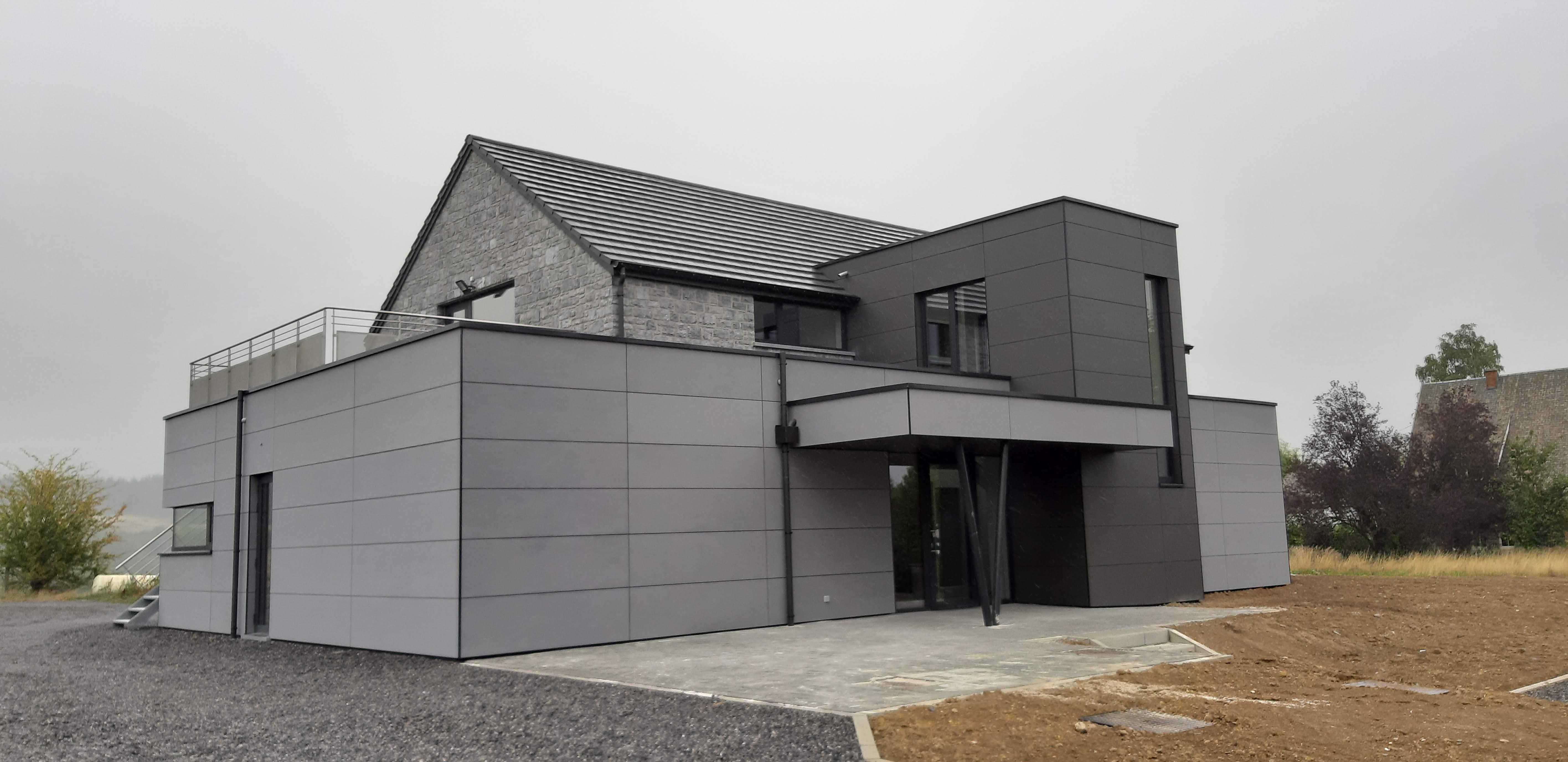 Maison de village de Bonsin-Chardeneux