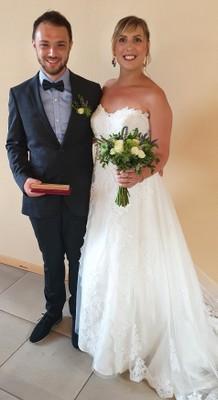 Mateo Bourgogne et Sarah Beaulieu - 19 juin 2021