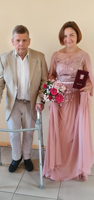 Thierry Spreutels et Lessia Nykolaenko- 26-06-2021